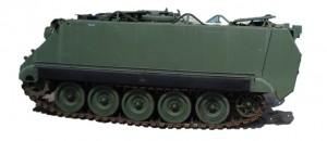 6V53 Engine and TX100 Transmission: M113 vehicle support